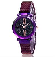 Часы Sky Watch ФИОЛЕТОВЫЕ | Женские наручные часы