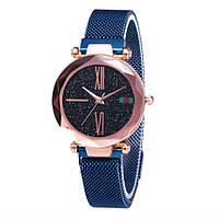 Часы Sky Watch СИНИЕ | Женские наручные часы
