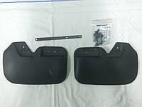 Ford Transit 2014+ гг. Оригинальные передние брызговики (2 шт, резина)
