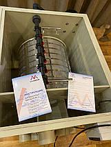 Барабанный фильтр для УЗВ и пруда AVA PF-50, фото 3