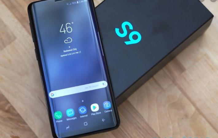 Акция! Копия Samsung Galaxy S9! Powerbank Samsung LED в подарок!