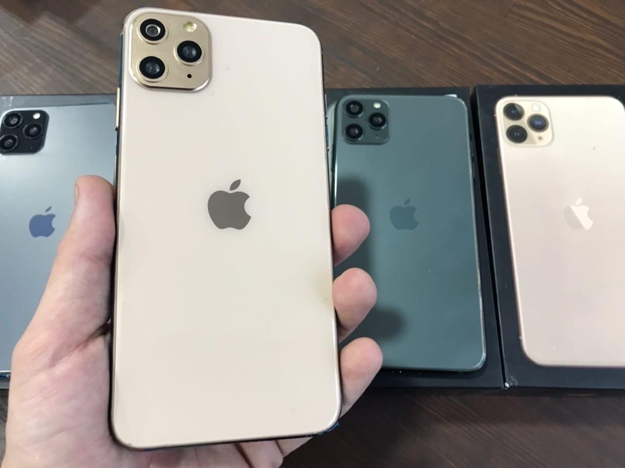 "Официальная Реплика Apple Iphone 11 Pro Max 6.5"" 128Gb +ПОДАРОК: ЧЕХОЛ+СТЕКЛО Айфон 11 Про Макс"