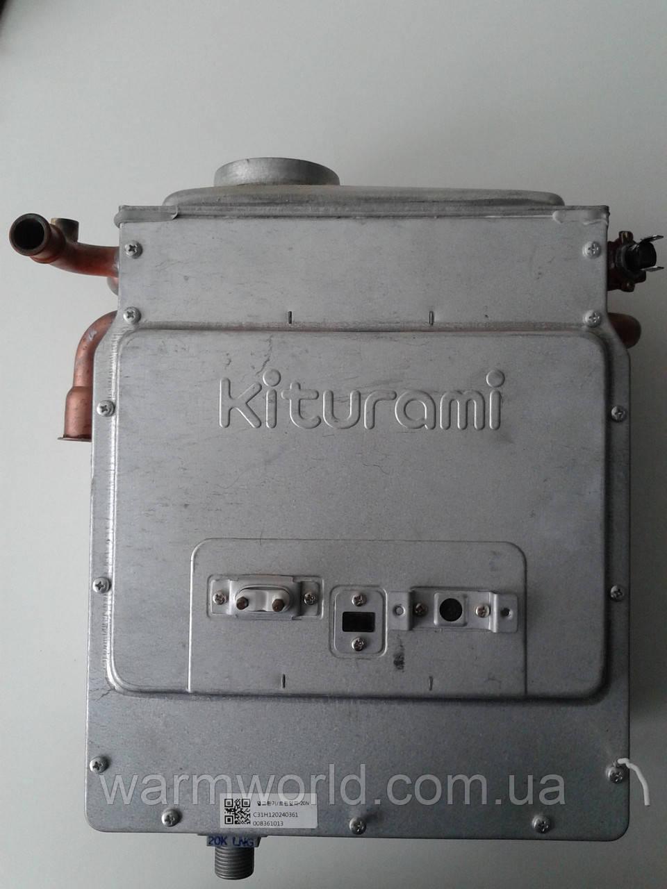 Теплообменник первичный для котла Twin Alpha 20 D Kiturami