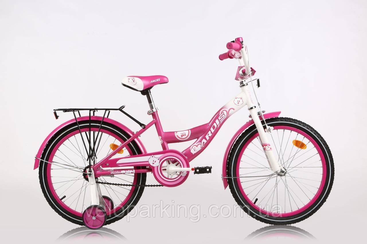 Детский велосипед 20 FASHION GIRL Ardis (2020) new