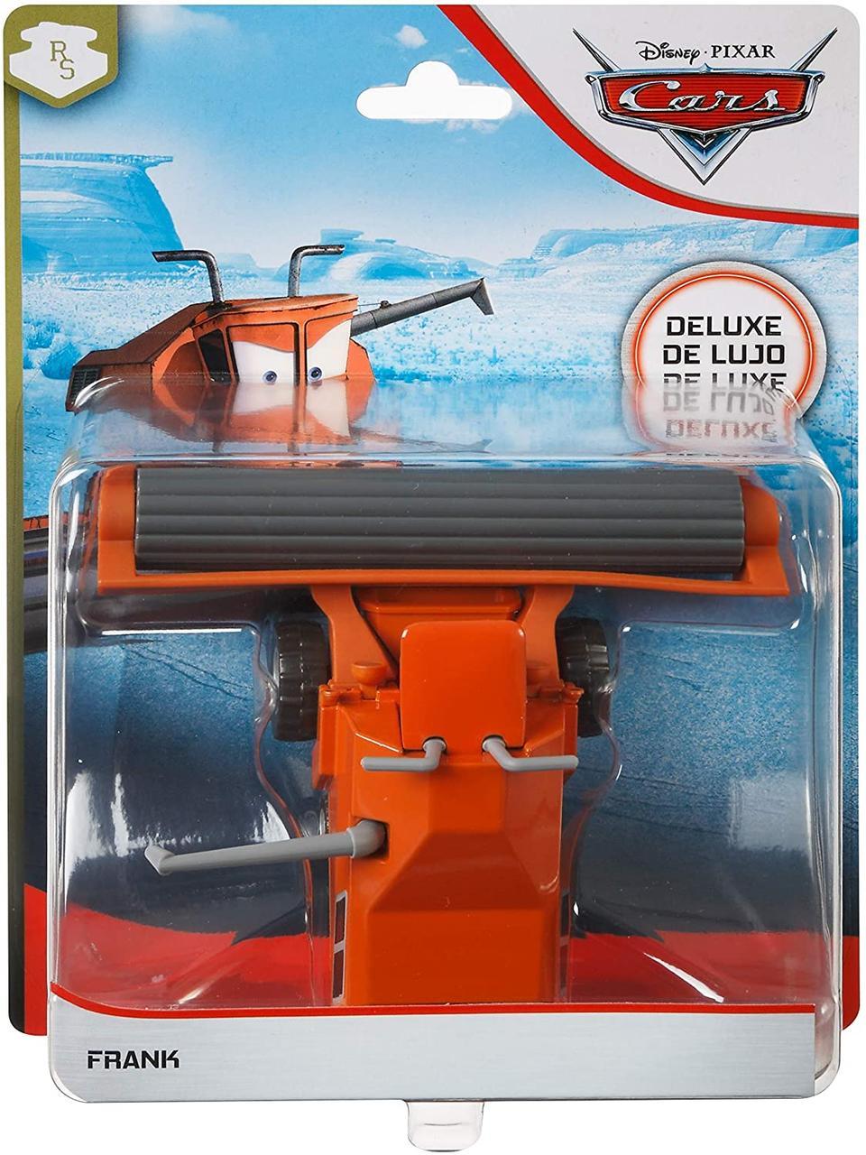 Комбайн Фрэнк (Валера) Тачки (Disney Pixar Cars Deluxe Frank)