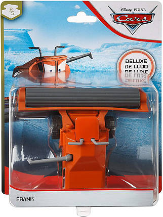 Комбайн Фрэнк (Валера) Тачки (Disney Pixar Cars Deluxe Frank), фото 2