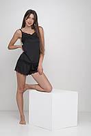 Пижама женская MODENA P155 XS Черный, КОД: 1582551