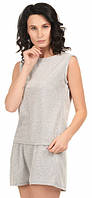 Пижама женская MODENA P062-1 XL Серый, КОД: 1584558