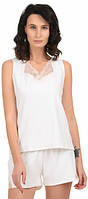 Пижама женская MODENA P062-2 L Белый, КОД: 1585296