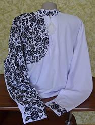 Вишиті сорочки машинна вишивка