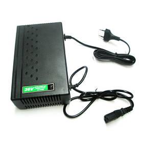 Зарядний пристрій до электровелосипедам 36 вольт