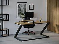 Компьютерный стол Skandi Wood SW102 Трентон Натуральный Дуб SW10214875NaOMDF, КОД: 1557118