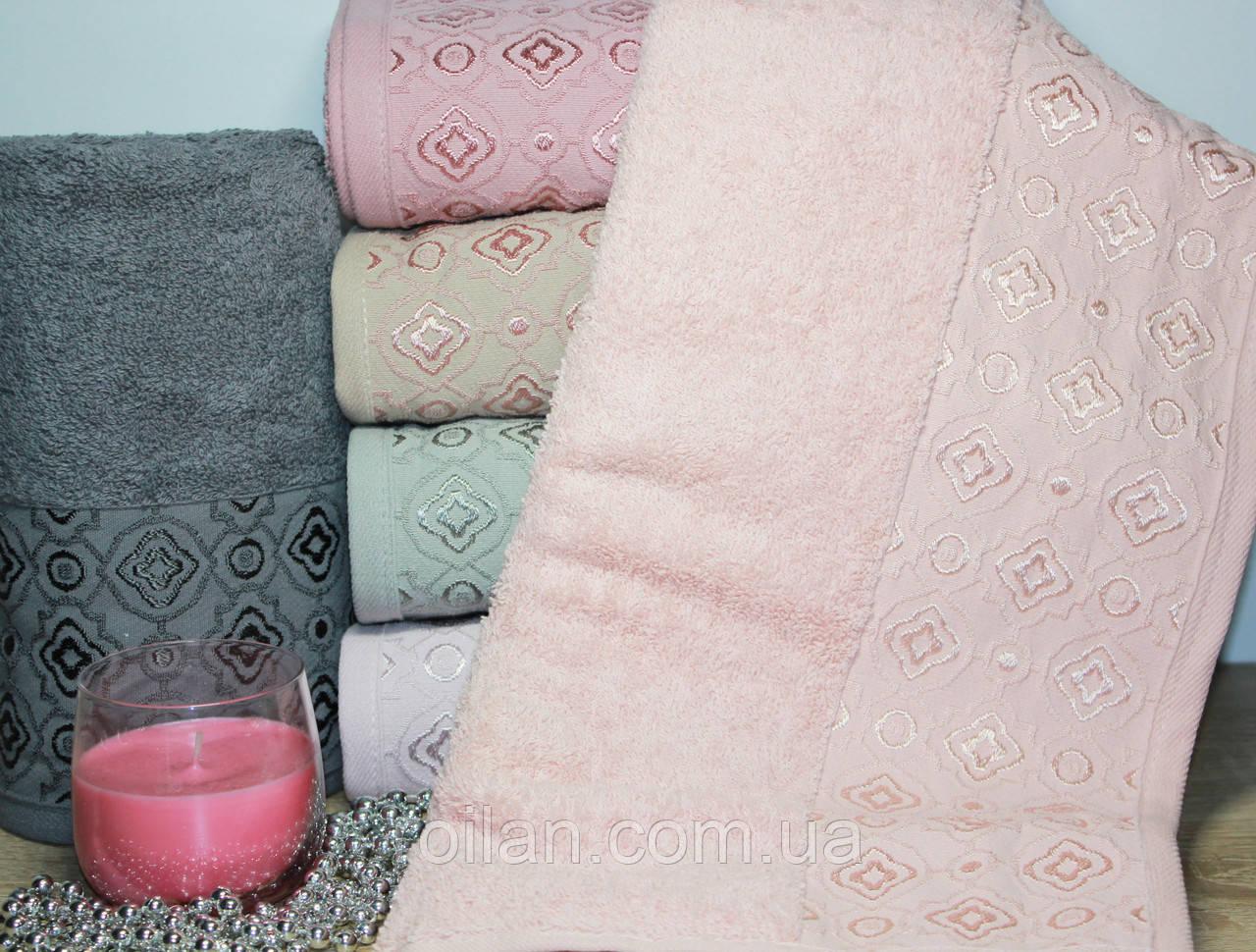 Банные турецкие полотенца ELFIN