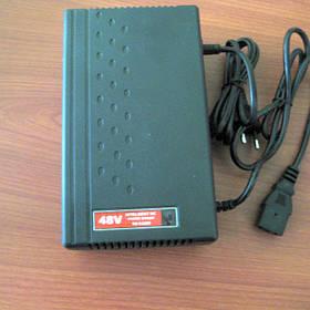 Зарядний пристрій до электровелосипедам 48 вольт