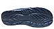Тапочки мужские ОЛИМП(оригинал)без запаха синие, фото 3