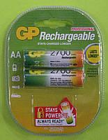 Аккумуляторы GP AA 2700 mAh (палец)