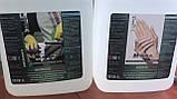 Дезинфікуючий миючий засіб для рук та обладнення зі спиртом MANO Sanita 5 л (антисептик), фото 3