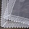 Венчальный платок белый 80х80 см (арт. PV-1092)
