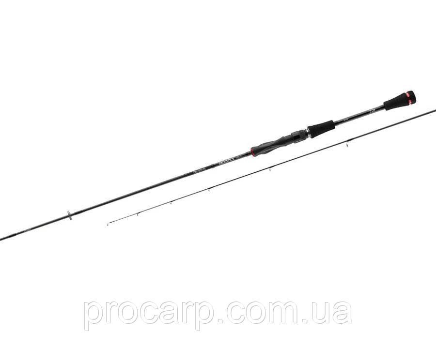 Спиннинговое удилище Daiwa Ballistic X L Spin 2.30м 3.5-12г