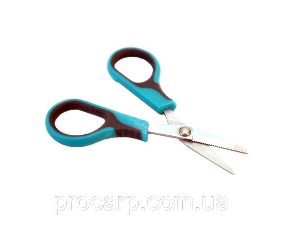 Ножницы Drennan Braid & Mono Scissors Aqua