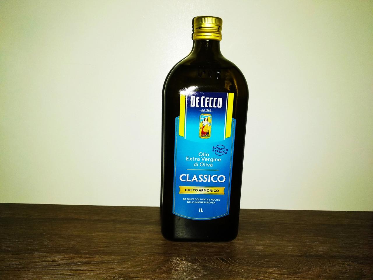 Оливкова олія L'olio De Cecco 1л.
