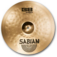 "Sabian B8 PRO 16"" New Medium Crash Brilliant тарелка для ударных"