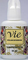 Закрепитель для ресниц ультра фиксация + водостойкая формула  Vie de Luxe