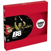 "Sabian B8 First Pack набор тарелок, 14"" Hats + 16"" Crash"