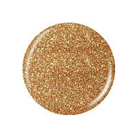 Гель-лак для  ногтей  SALON PROFESSIONAL (CША) 18мл цвет - золотой (микропыль)