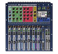 Soundcraft Si Expression 1 цифровой микшерный пульт, 16 моно канала