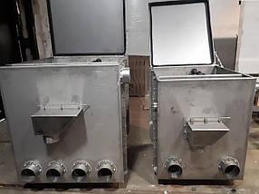 Барабанный фильтр ≥ 180 м3/ч AVA SF-100 из нержавеющей стали, фото 3