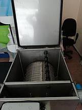 Барабанный фильтр ≥ 180 м3/ч AVA SF-100 из нержавеющей стали, фото 2