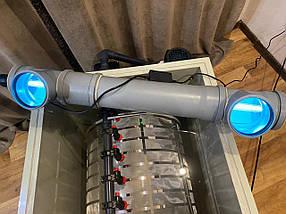 Барабанный фильтр  ≥ 35   м3/ч  AVA PF-20, фото 3