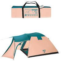 Палатка туристическая 5-ти мест Bestway 68015