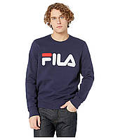 Толстовка Fila Regola Sweatshirt Navy/White/Chinese Red - Оригинал