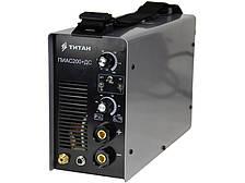 Аргоновый сварочный аппарат для нержавейки Титан ПИАС 200+ДС