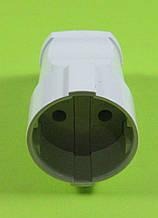 Гніздо-розетка ELM 10A 250V (без заземлення)