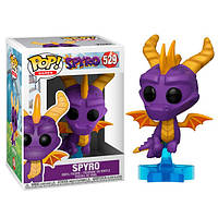 Фигурка Funko Pop Фанко Поп Дракон Спайро Спайро Spyro the Dragon Spyro 10 см SKL38-222569