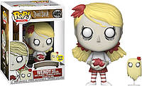 Фигурка Funko Pop Фанко Поп Венди и Эбигейл НЕ голодай Dont Starve Wendy Abigail Glow in the SKL38-222546