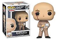 Фигурка Funko Pop Фанко Поп Мистер Зло с мистером Бигглсвортом 007 James Bond Blofeld 10 см SKL38-222854