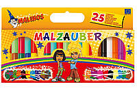 Фломастеры волшебные меняющие цвет Malinos Malzauber, 25 шт SKL17-149645
