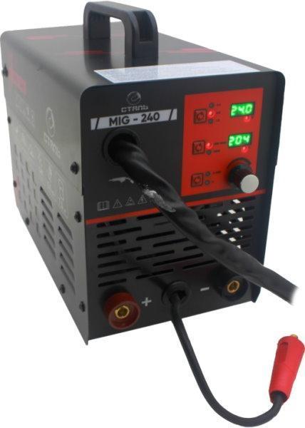Сварочный полуавтомат Сталь MIG-240 PROFI (Инверторный)