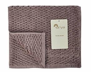 Полотенце для тела Arya Arno 100*150 см махровое банное пурпурное арт.TR1002181, фото 2