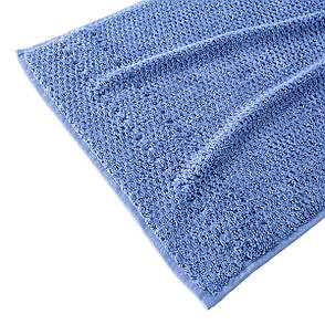 Полотенце для лица Arya Arno 50*90 см махровое банное голубое арт.TR1001808, фото 2