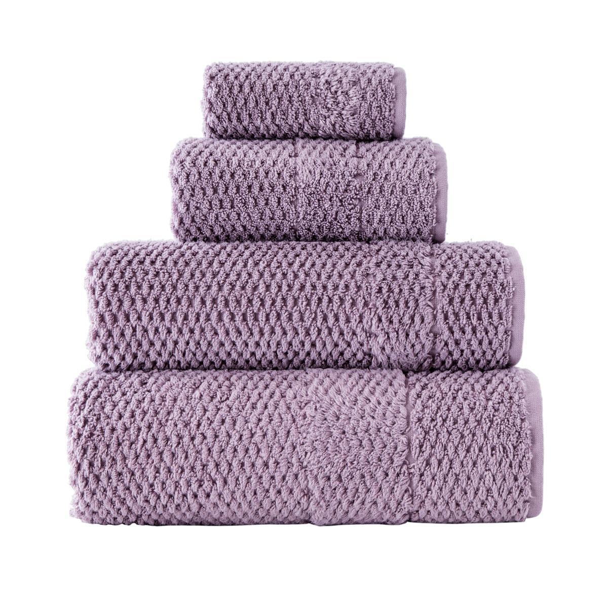 Полотенце для тела Arya Arno 70*140 см махровое банное пурпурное арт.TR1001809