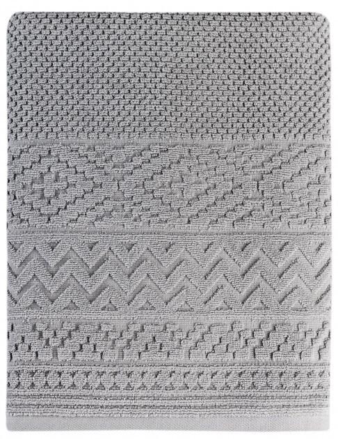 Полотенце для лица Arya Cedro 50*90 см махровое жаккардовое банное бежевое арт.TR1006398