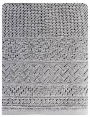 Полотенце для лица Arya Cedro 50*90 см махровое жаккардовое банное бежевое арт.TR1006398, фото 2