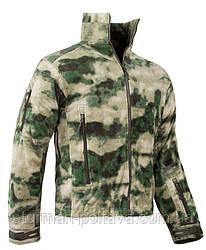 Куртка флисовая тактическая мебрана   Delta FG Atacs (Mil -tec) Германия