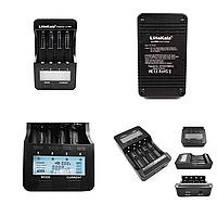 Зарядное устройство для аккумуляторов Liitokala Lii500 с дисплеем Li-500 18650 АА/ААА