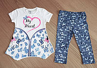Детская одежда из Турции оптом. летние комплекты